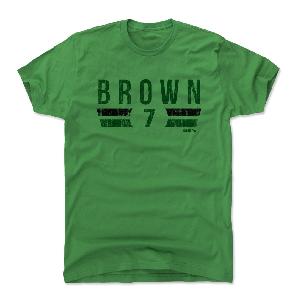 Jaylen Brown Men's Cotton T-Shirt | 500 LEVEL