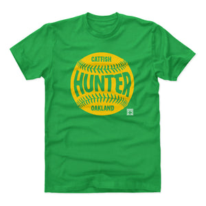 Catfish Hunter Men's Cotton T-Shirt | 500 LEVEL