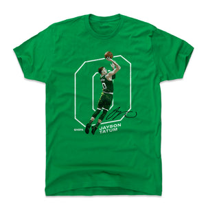 Jayson Tatum Men's Cotton T-Shirt | 500 LEVEL