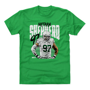 Nathan Shepherd Men's Cotton T-Shirt | 500 LEVEL