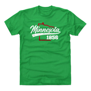 Minnesota Men's Cotton T-Shirt | 500 LEVEL