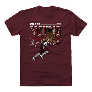 Chase Young Men's Cotton T-Shirt | 500 LEVEL