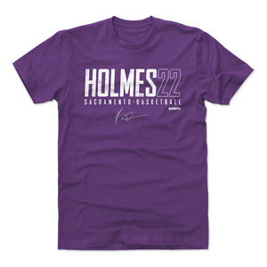 Richaun Holmes Men's Cotton T-Shirt | 500 LEVEL