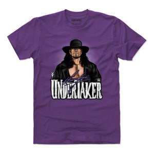 Undertaker Men's Cotton T-Shirt | 500 LEVEL