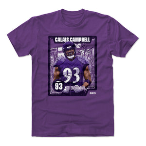 Calais Campbell Men's Cotton T-Shirt | 500 LEVEL
