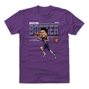 Devin Booker Men's Cotton T-Shirt | 500 LEVEL