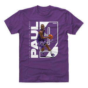 Chris Paul Men's Cotton T-Shirt | 500 LEVEL