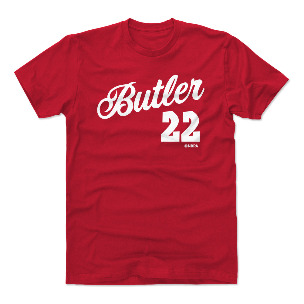Jimmy Butler Men's Cotton T-Shirt | 500 LEVEL