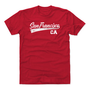 San Francisco Men's Cotton T-Shirt | 500 LEVEL