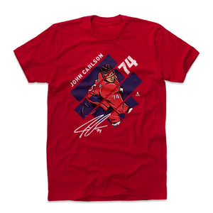 John Carlson Men's Cotton T-Shirt | 500 LEVEL