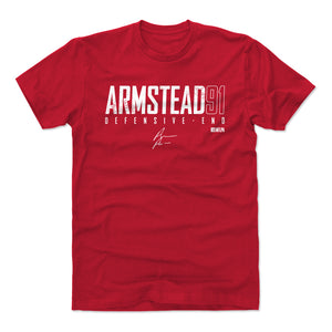 Arik Armstead Men's Cotton T-Shirt | 500 LEVEL