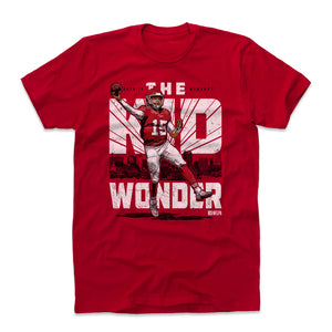 Patrick Mahomes Men's Cotton T-Shirt | 500 LEVEL