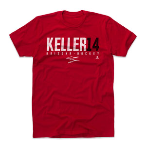 Clayton Keller Men's Cotton T-Shirt | 500 LEVEL
