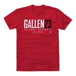 Zac Gallen Men's Cotton T-Shirt | 500 LEVEL