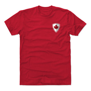 Canada Men's Cotton T-Shirt | 500 LEVEL