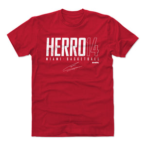 Tyler Herro Men's Cotton T-Shirt | 500 LEVEL
