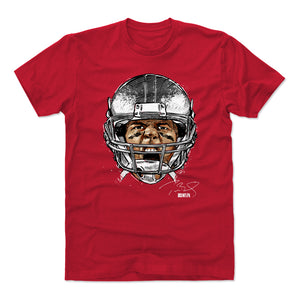 Tom Brady Men's Cotton T-Shirt | 500 LEVEL