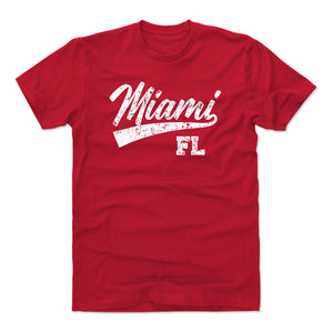 Miami Men's Cotton T-Shirt | 500 LEVEL