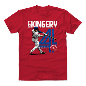 Scott Kingery Men's Cotton T-Shirt | 500 LEVEL