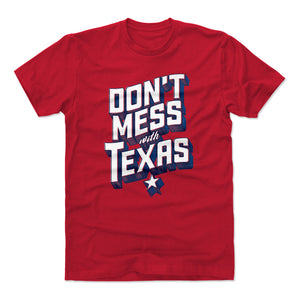 Texas Men's Cotton T-Shirt | 500 LEVEL