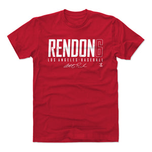 Anthony Rendon Men's Cotton T-Shirt | 500 LEVEL