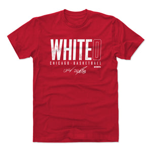 Coby White Men's Cotton T-Shirt | 500 LEVEL
