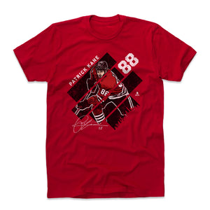 Patrick Kane Men's Cotton T-Shirt | 500 LEVEL