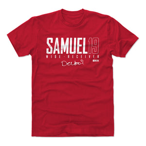 Deebo Samuel Men's Cotton T-Shirt | 500 LEVEL