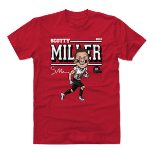 Scotty Miller Men's Cotton T-Shirt | 500 LEVEL