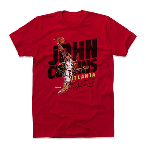 John Collins Men's Cotton T-Shirt | 500 LEVEL