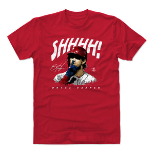 Bryce Harper Men's Cotton T-Shirt | 500 LEVEL