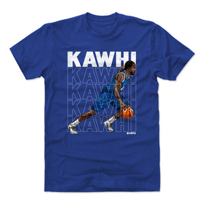 Kawhi Leonard Men's Cotton T-Shirt | 500 LEVEL
