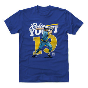 Robin Yount Men's Cotton T-Shirt | 500 LEVEL