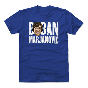 Boban Marjanovic Men's Cotton T-Shirt | 500 LEVEL