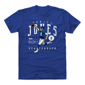 Daniel Jones Men's Cotton T-Shirt | 500 LEVEL