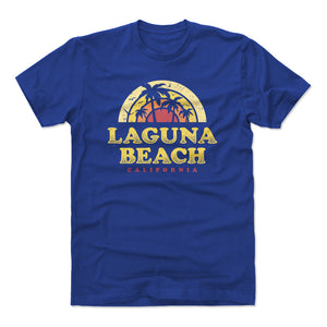 Laguna Beach Men's Cotton T-Shirt | 500 LEVEL