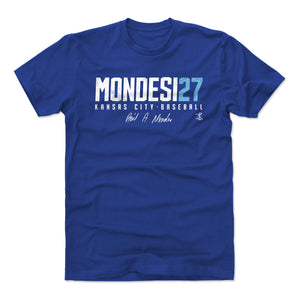 Adalberto Mondesi Men's Cotton T-Shirt | 500 LEVEL