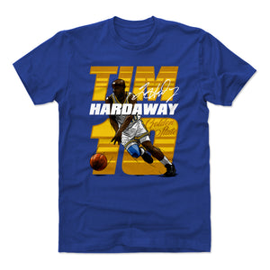 Tim Hardaway Men's Cotton T-Shirt | 500 LEVEL