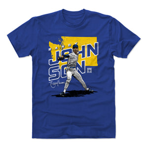 Randy Johnson Men's Cotton T-Shirt | 500 LEVEL