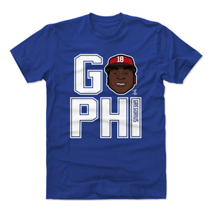 Didi Gregorius Men's Cotton T-Shirt | 500 LEVEL