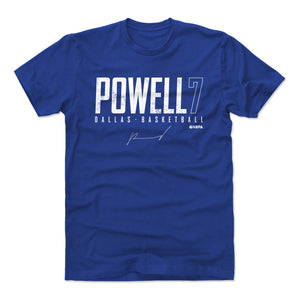 Dwight Powell Men's Cotton T-Shirt | 500 LEVEL