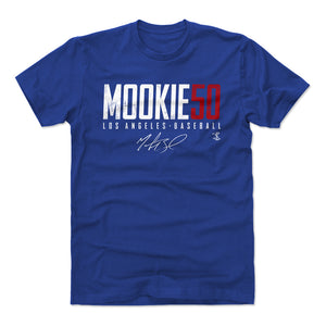 Mookie Betts Men's Cotton T-Shirt | 500 LEVEL