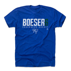 Brock Boeser Men's Cotton T-Shirt | 500 LEVEL