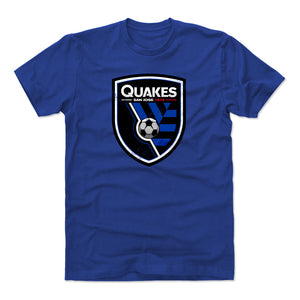 San Jose Earthquakes Men's Cotton T-Shirt | 500 LEVEL