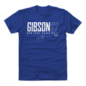 Taj Gibson Men's Cotton T-Shirt | 500 LEVEL