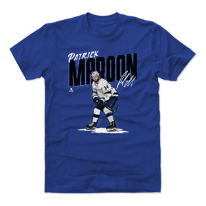Patrick Maroon Men's Cotton T-Shirt | 500 LEVEL
