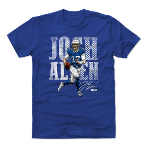 Josh Allen Men's Cotton T-Shirt | 500 LEVEL