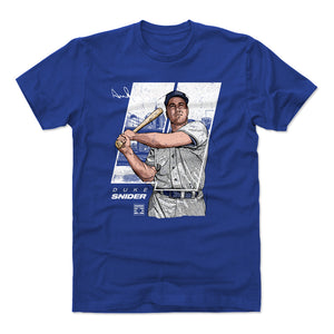 Duke Snider Men's Cotton T-Shirt | 500 LEVEL