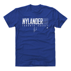 William Nylander Men's Cotton T-Shirt | 500 LEVEL