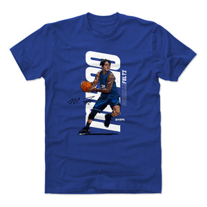 Markelle Fultz Men's Cotton T-Shirt | 500 LEVEL